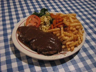 Rodos Moose Jaw Liver and Onions