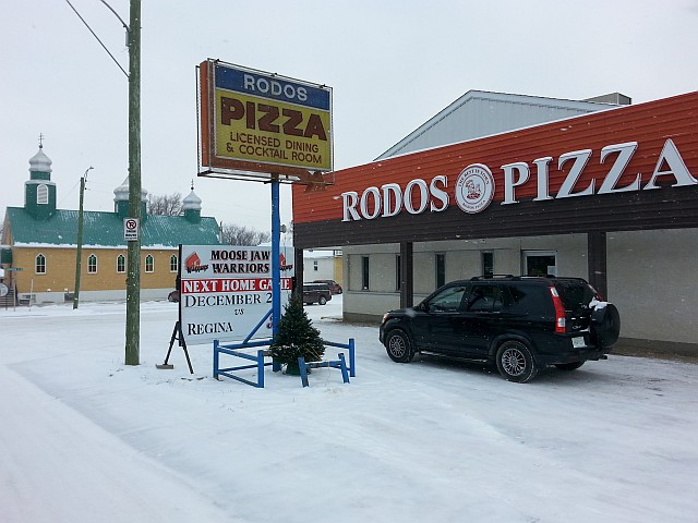 Rodo's Restaurant Location in Moose Jaw