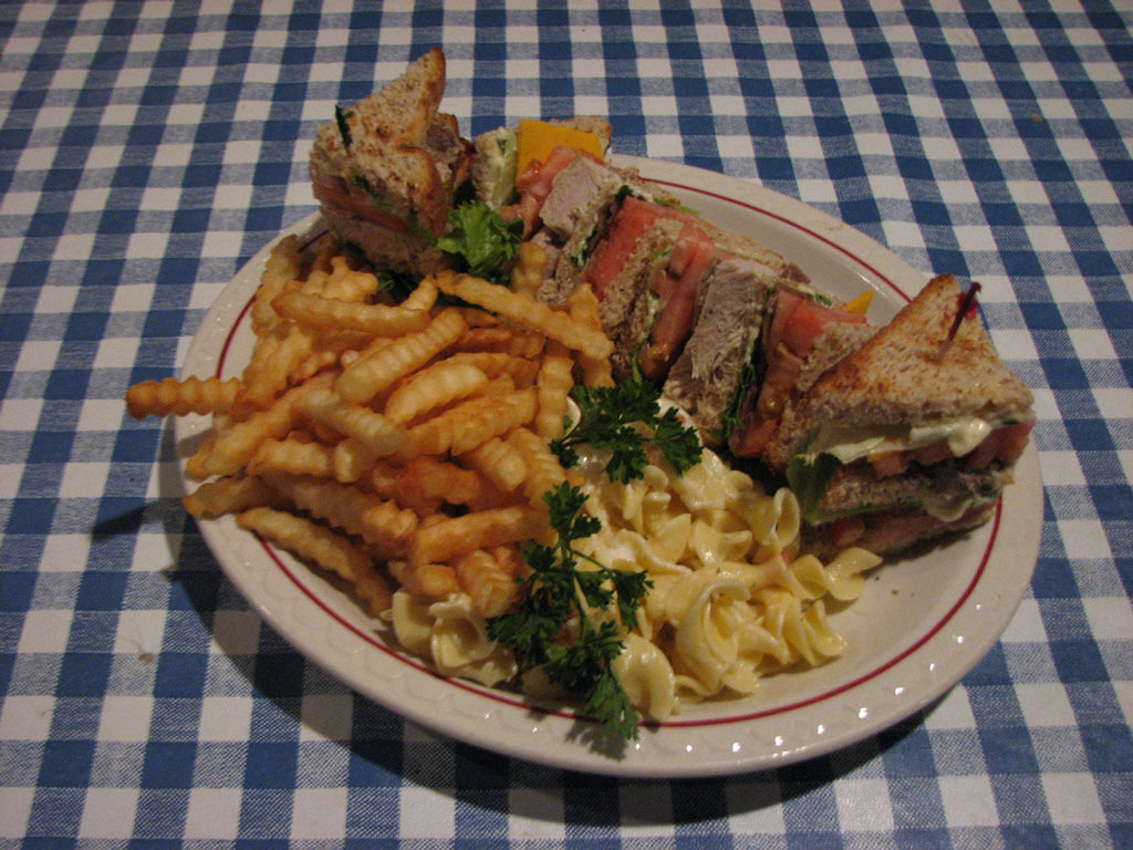 Rodos Moose Jaw Club House Sandwich