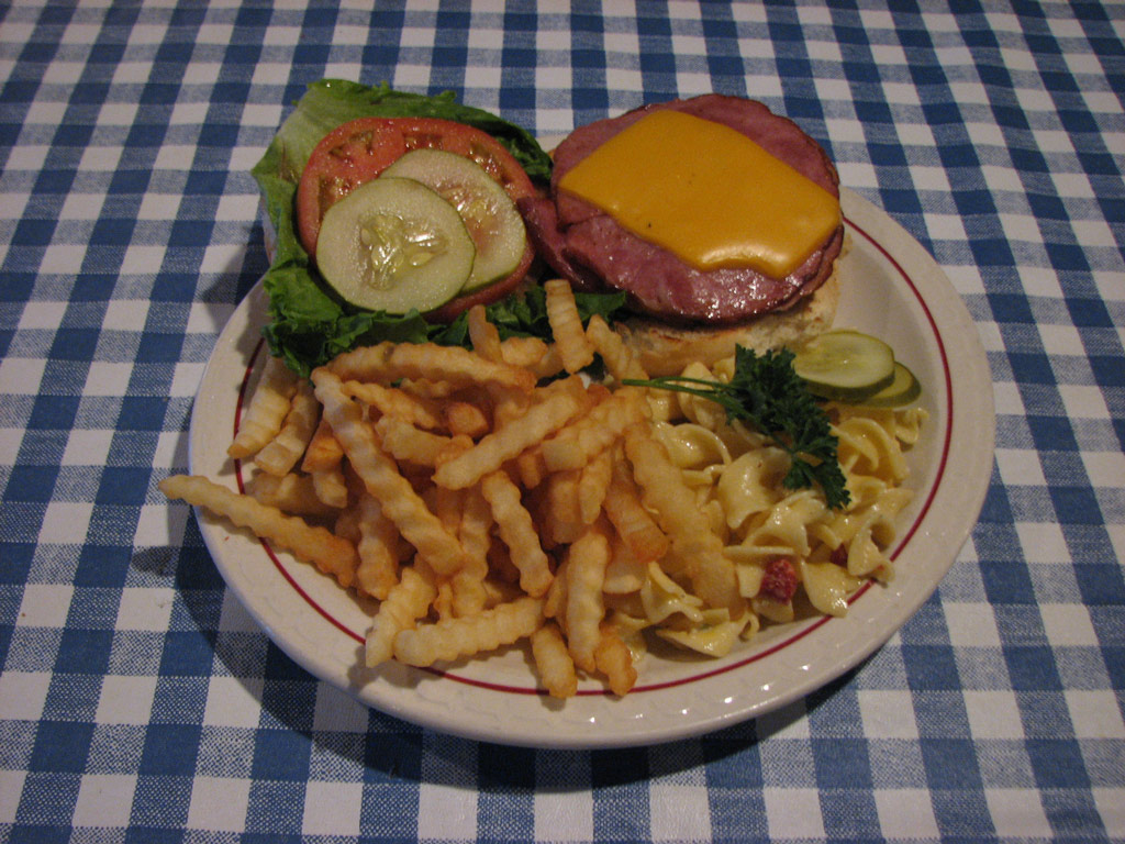 Rodos Moose Jaw Rodos Burger